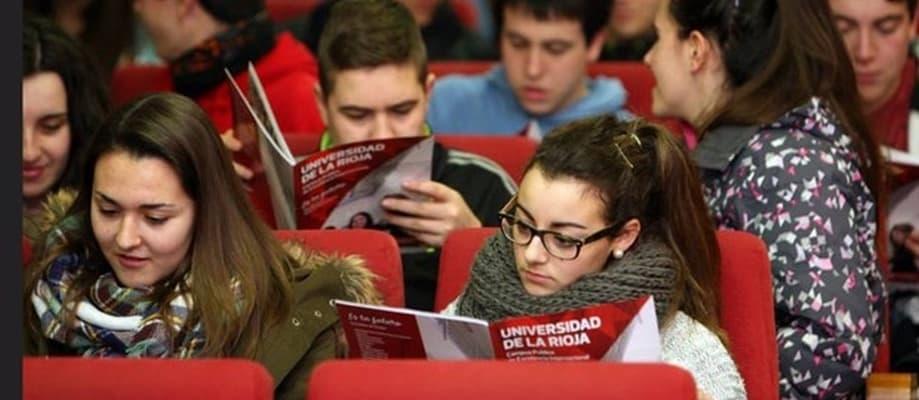 bolsa para curso de espanhol na Espanha la rioja partiu intercambio