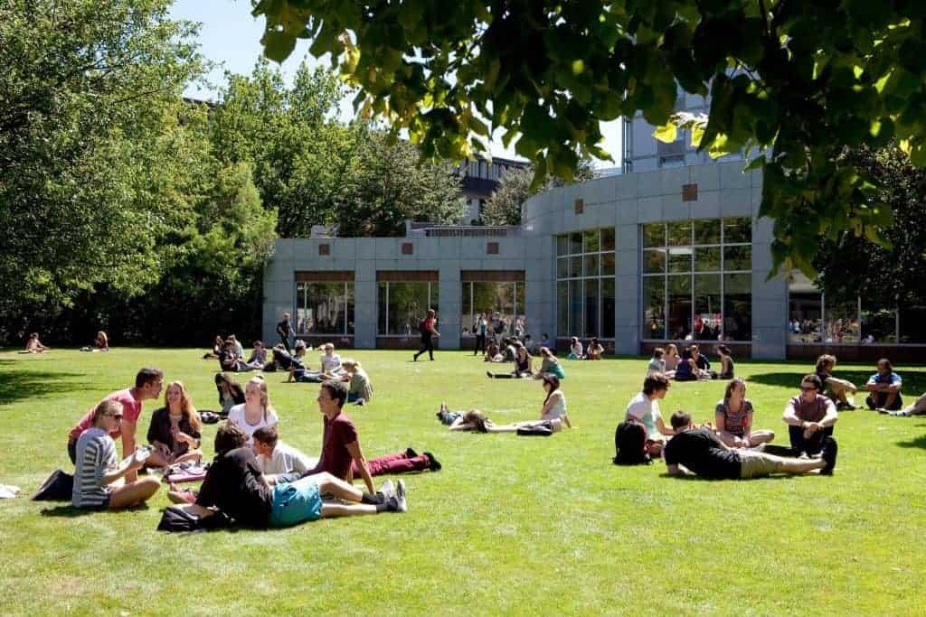 bolsas para graduação na Nova Zelândia partiu intercambio
