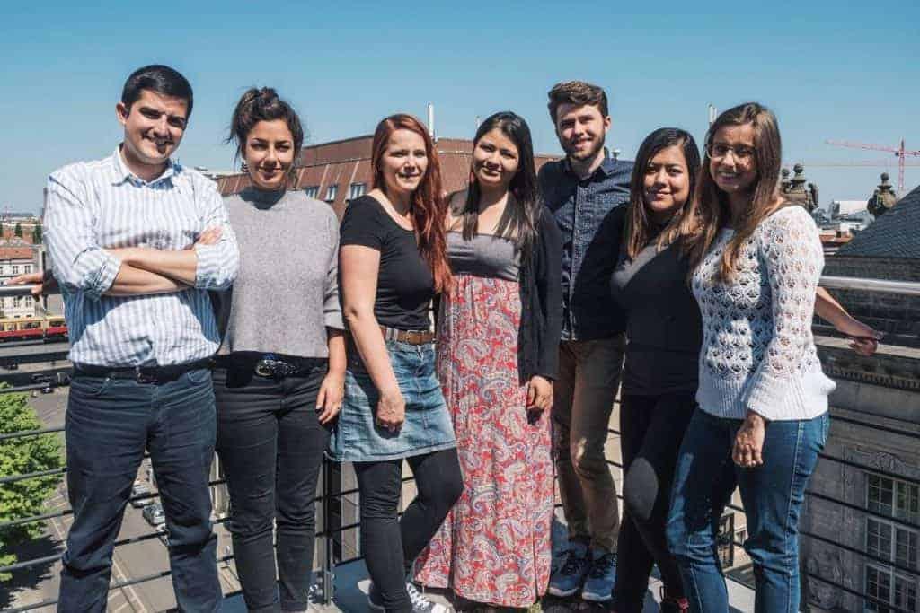 estágio jornalismo em Berlim ijp partiu intercambio