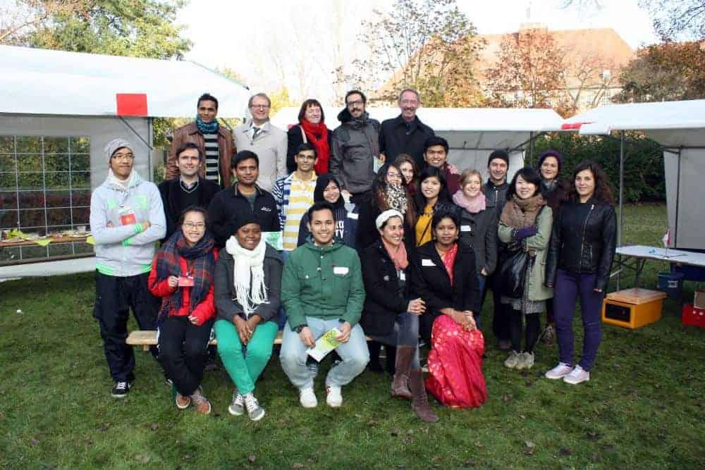 bolsas para mestrado em economia em berlim na Alemanha DAAD HTW Berlin partiu intercambio