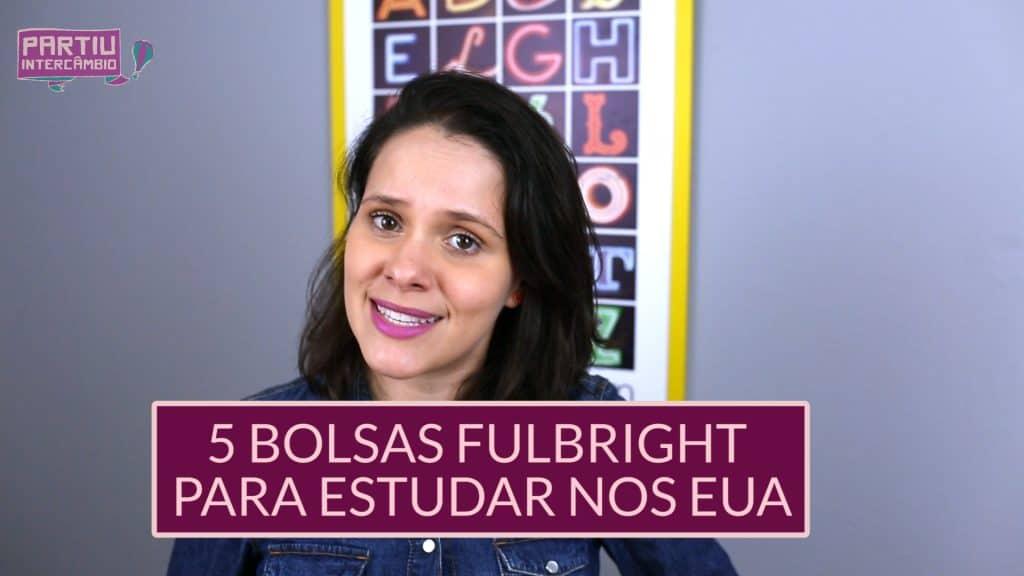 Bolsas Fulbright para estudar nos EUA