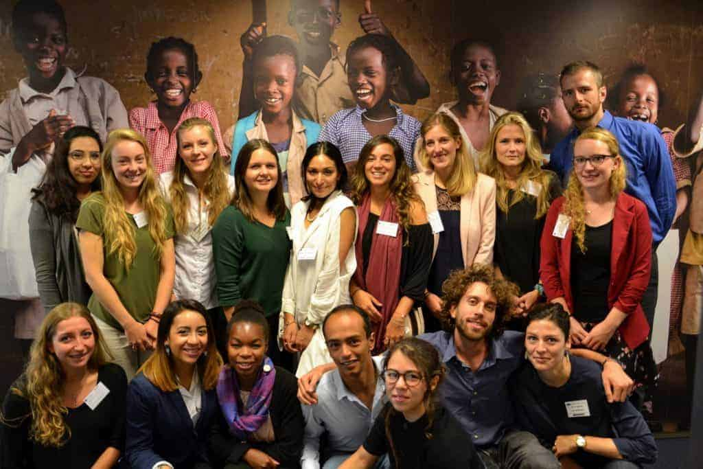 bolsa de mestrado em ajuda humanitária erasmus noha direitos humanos partiu intercambio