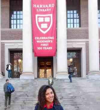 programa Village to Raise a Child em Harvard nos EUA partiu intercambio juliana marinho