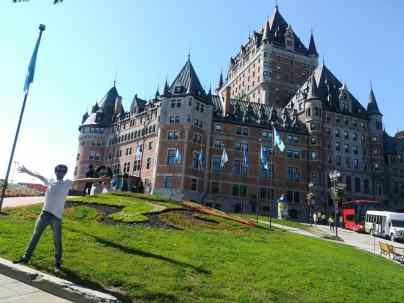 Estagio remunerado no Canadá mitacs globalink pedro ferreira partiu intercambio