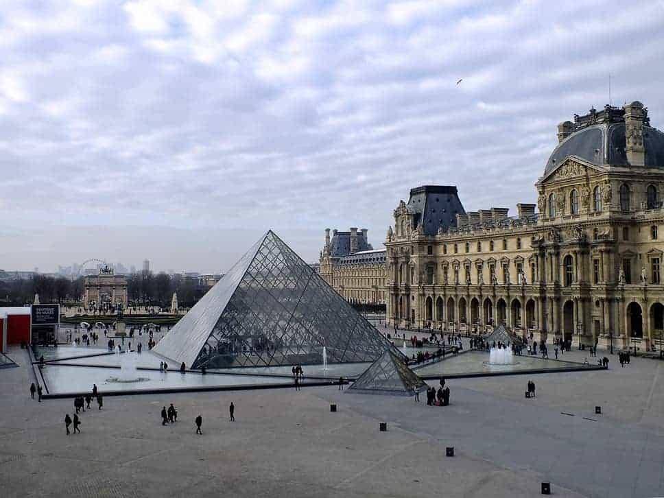 bolsa para fazer mestrado na França science po paris