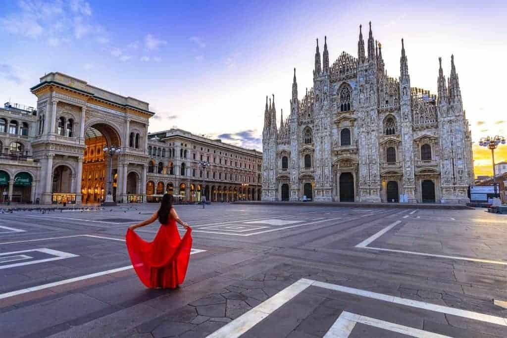 bolsas para estudar moda na Itália design milao partiu intercambio