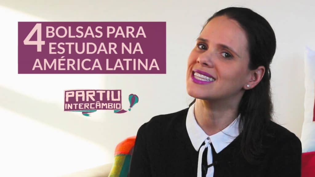 bolsas para pós-graduacao na ameerica latina partiu intercambio