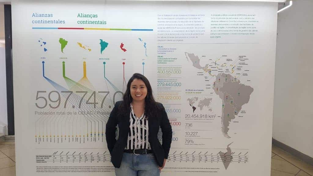 estagio na argentina direitos humanos mercosul augusta saraiva partiu intercambio