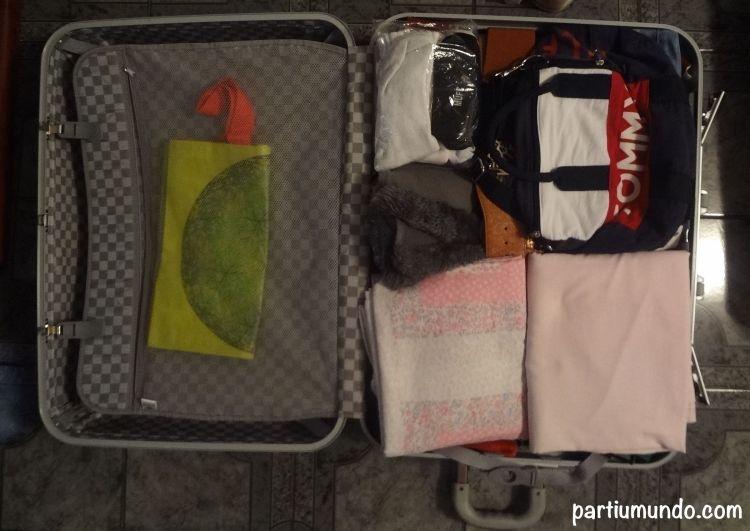 fazer as malas