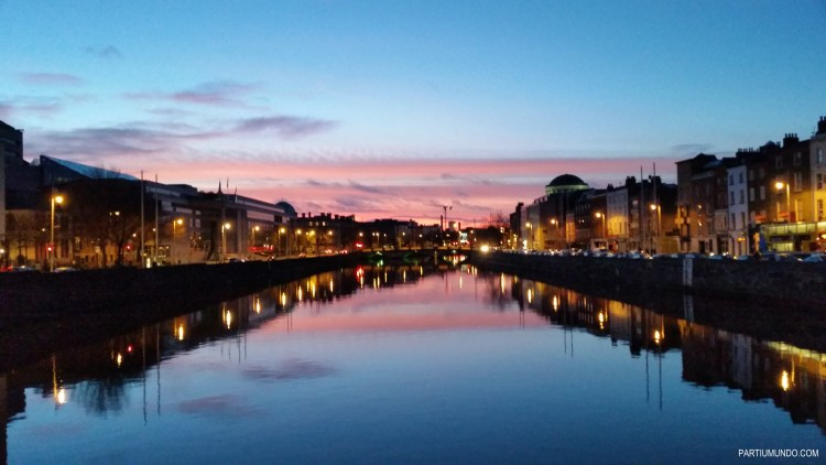 river liffey walk