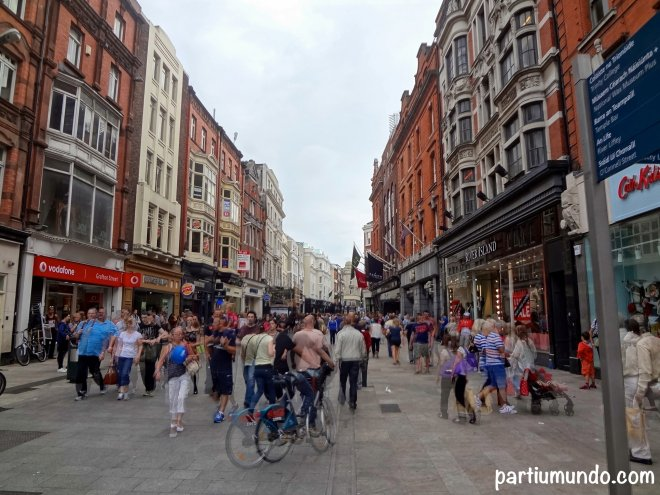 A Grafton Street 1