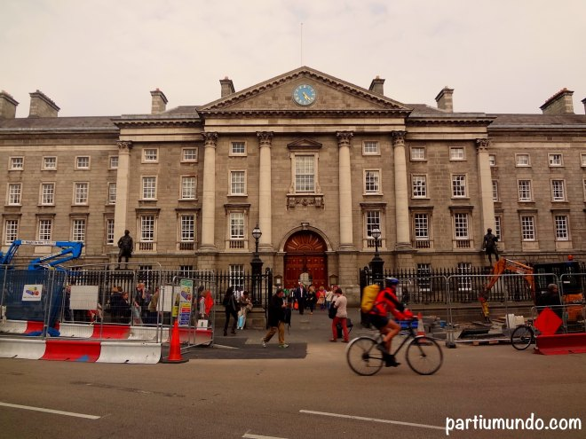 A Trinity College 1