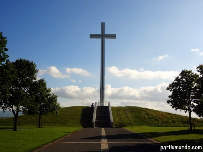 Papal Cross