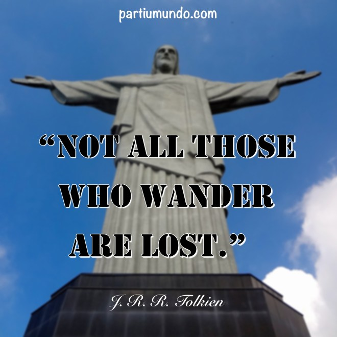 Christ The Redeemer - Rio de Janeiro (Brazil)