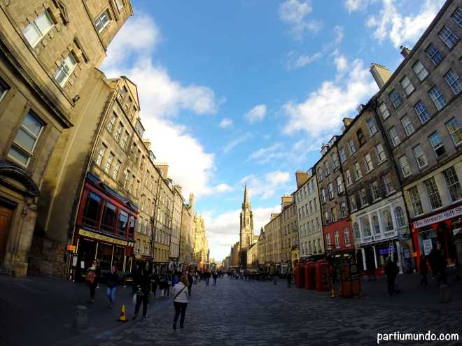 edinburgh - scotland - royal mile