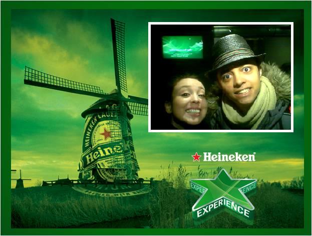amsterdam - heineken experience 1