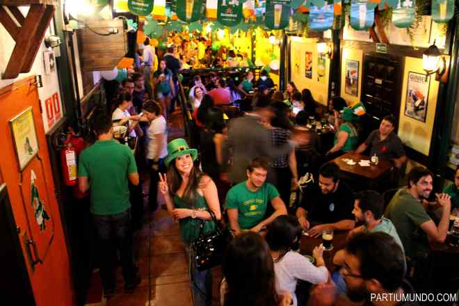 St. Patricks Day - OMalleys 9