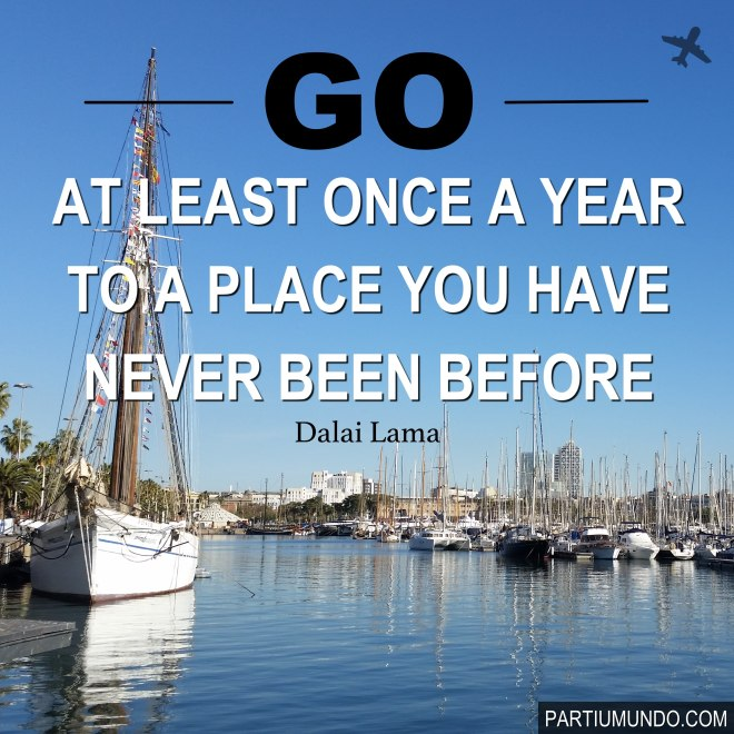 4. barcelona - spain - travel quotes