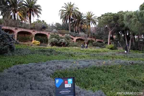 barcelona - park güell 17