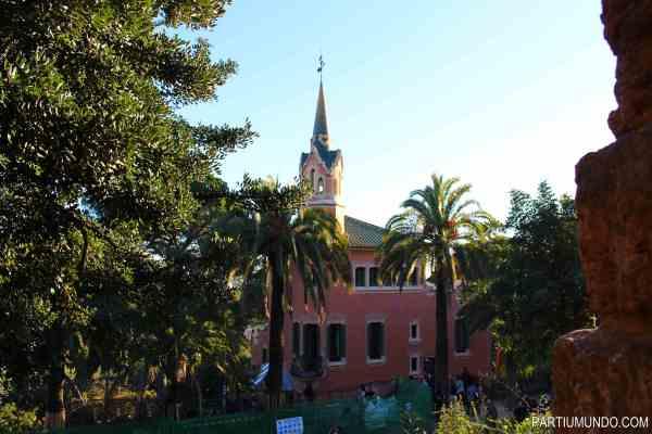 barcelona - park güell 19