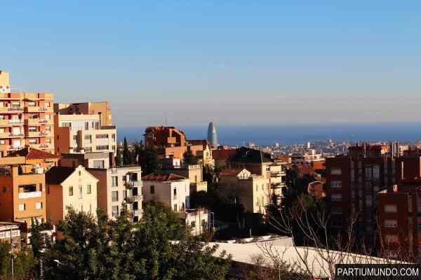 barcelona - park güell 28