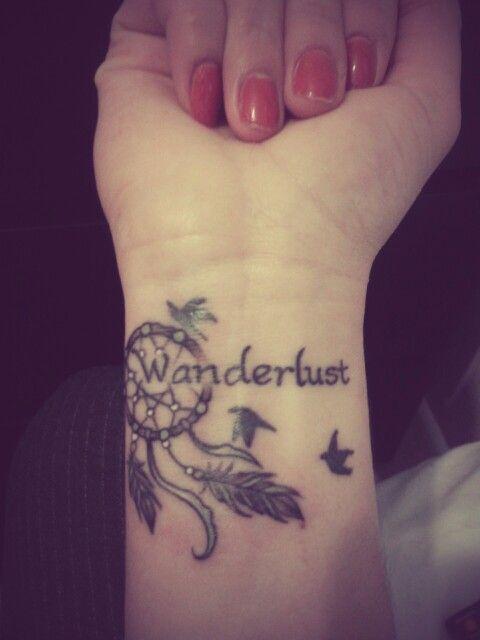 #1 apanhador de sonhos wanderlust / dreamcatcher wanderlust