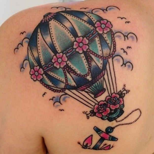 #9 balão / air balloon