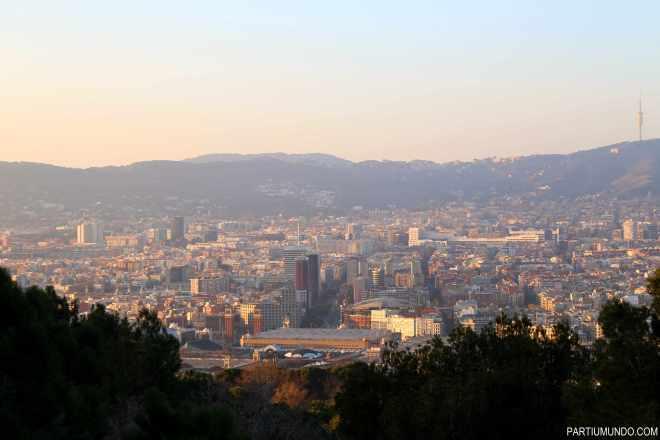 barcelona - montjuic park 17