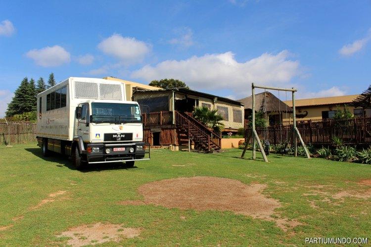 Onde ficar em Joanesburgo - MoAfrika Lodge 15.JPG