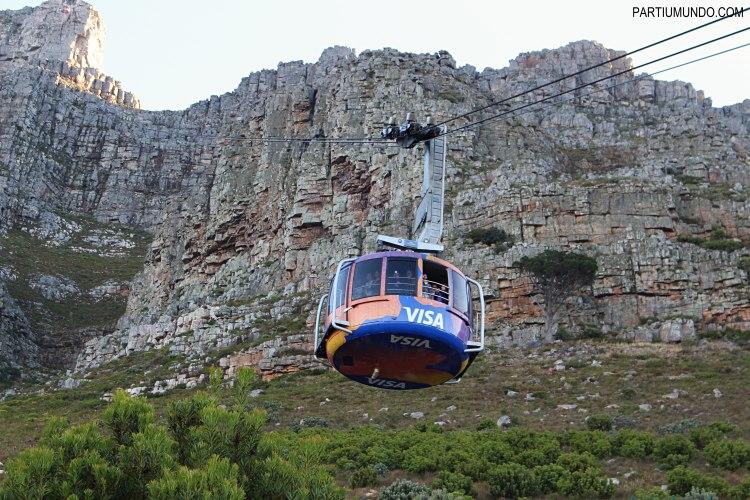 Table Mountain 10 a