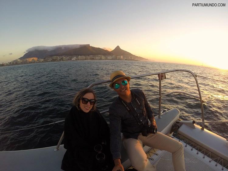 Pôr do sol em Cape Town 12