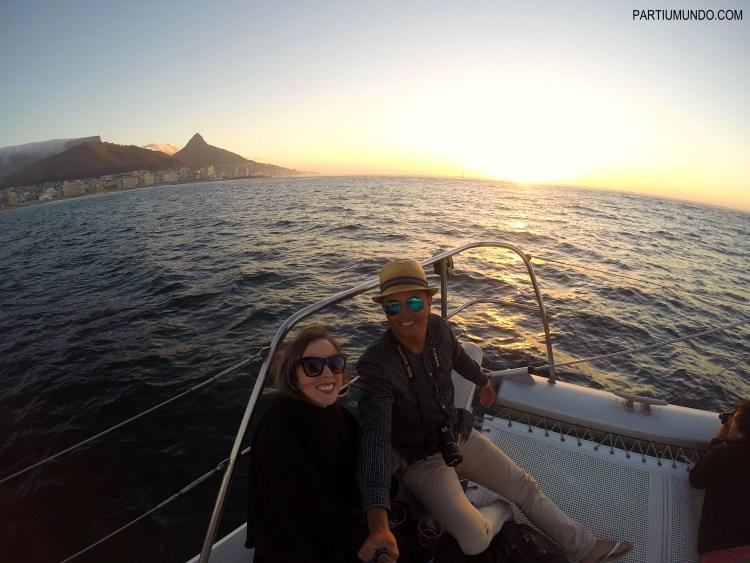 Pôr do sol em Cape Town 13