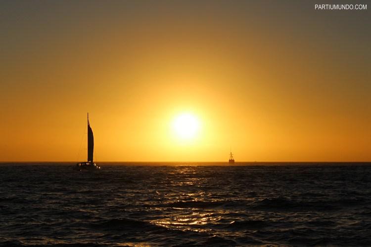 Pôr do sol em Cape Town 22