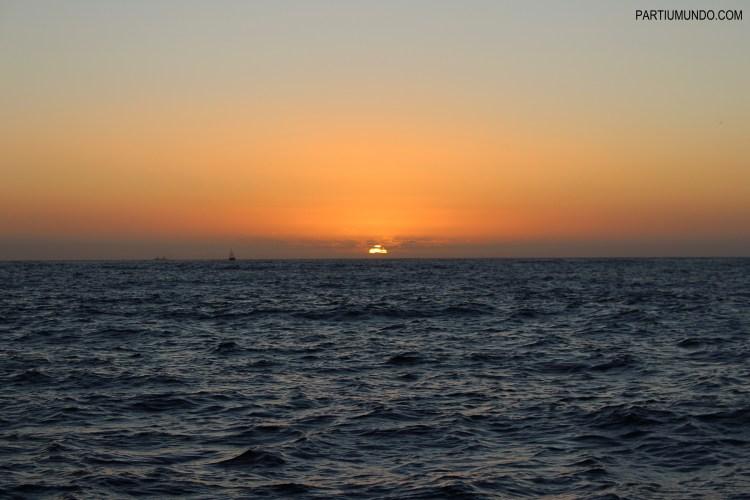 Pôr do sol em Cape Town 25
