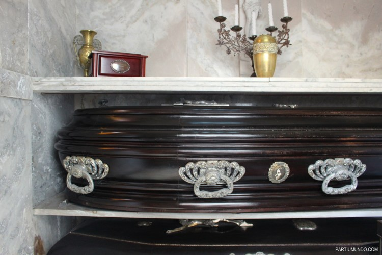 Cemiterio La Recoleta 12
