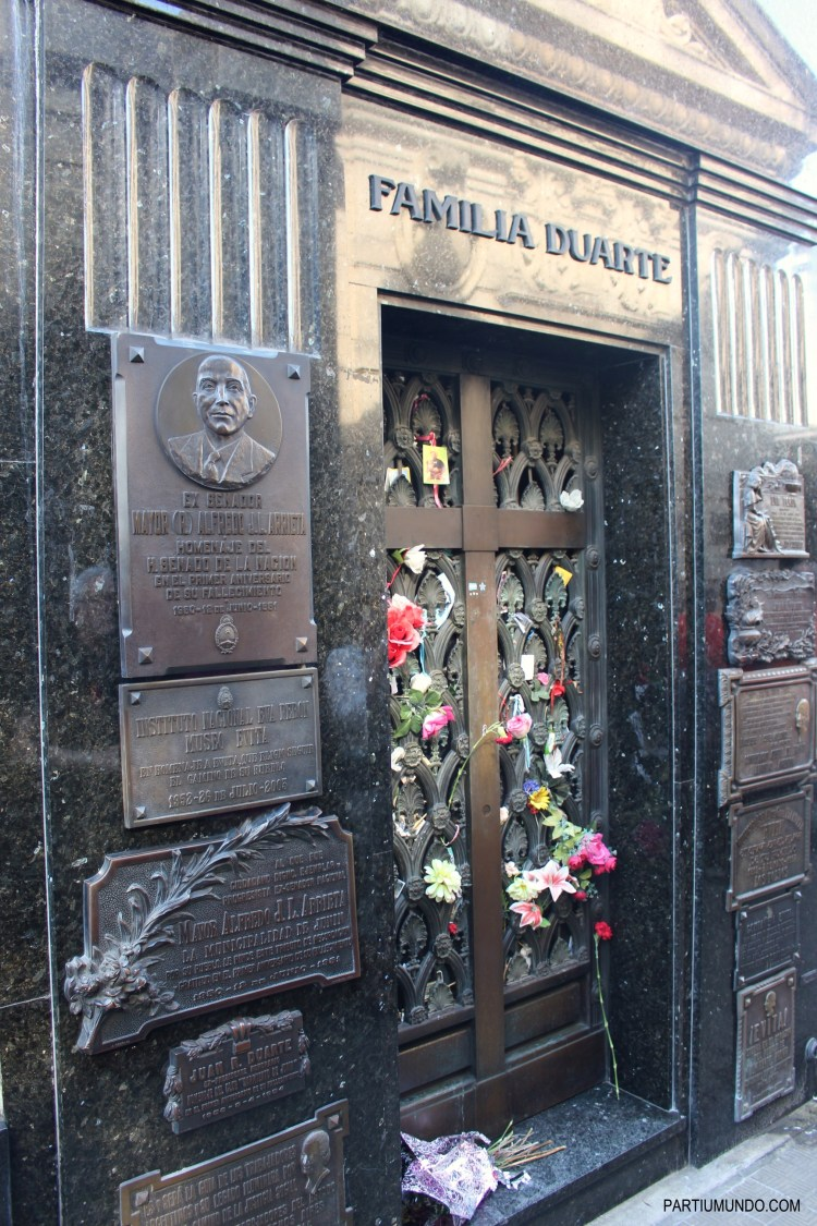 Cemiterio La Recoleta 5