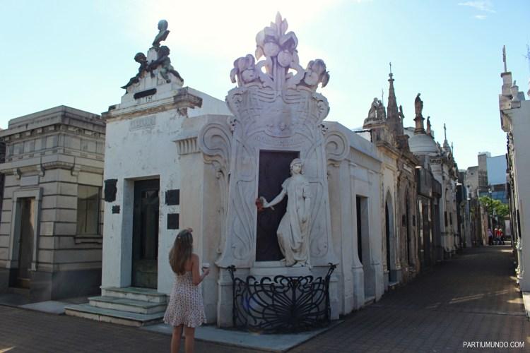 Cemiterio La Recoleta 8
