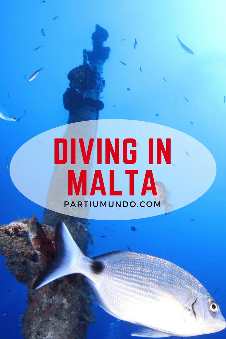 Divind in Malta