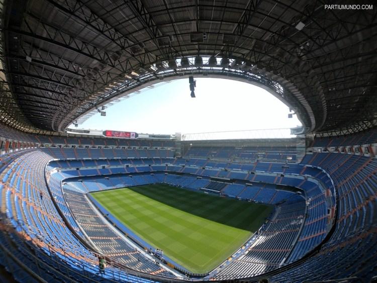 Santiago Bernabéu Stadium Tour 1