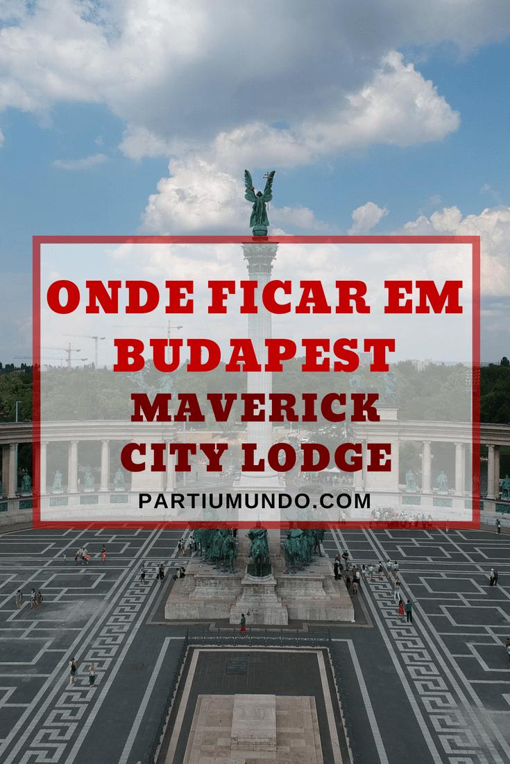 Onde ficar em Budapeste (Pinterest)