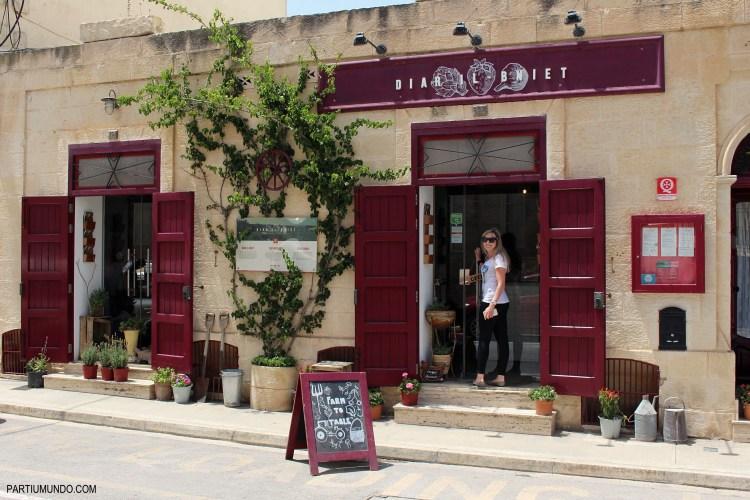 Onde comer em Malta