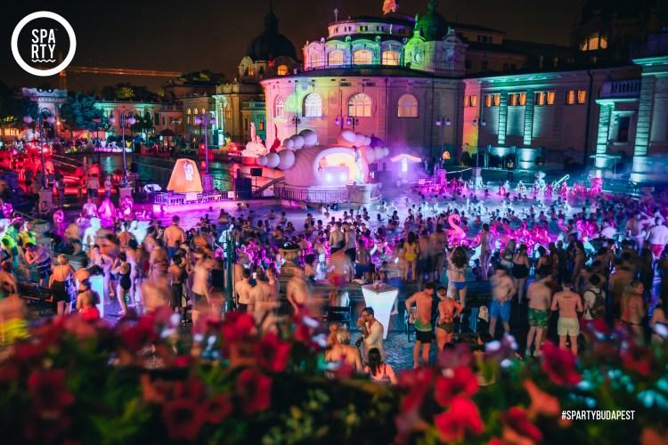 Sparty Budapeste