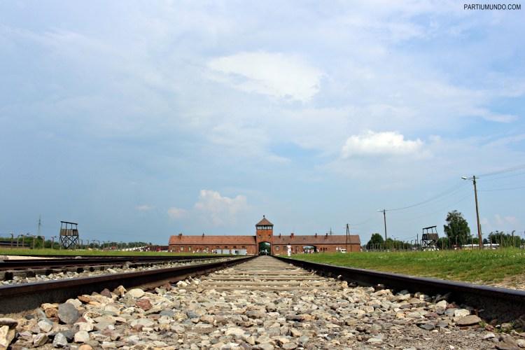 Visitando Auschwitz 14