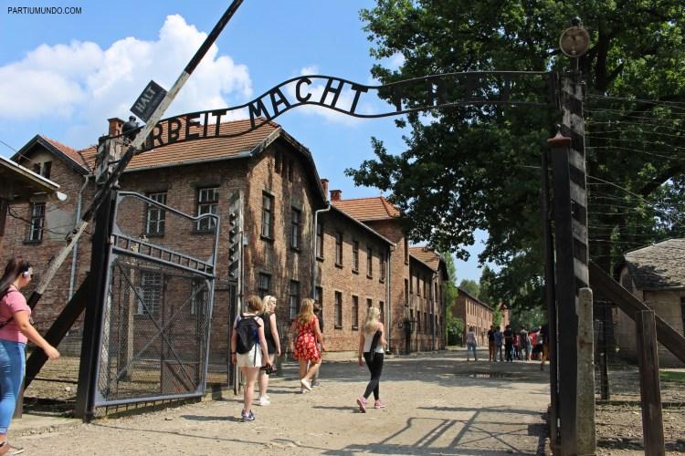visitando auschwitz 4