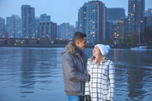 Ensaio fotografico em Vancouver