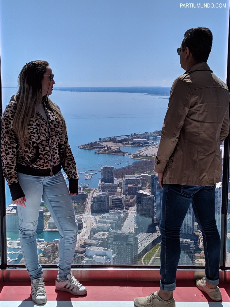 Our trip to Canada