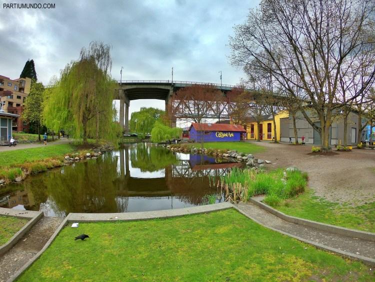 Ron Basford Park - Granville Island