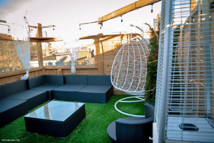 rooftop terrance