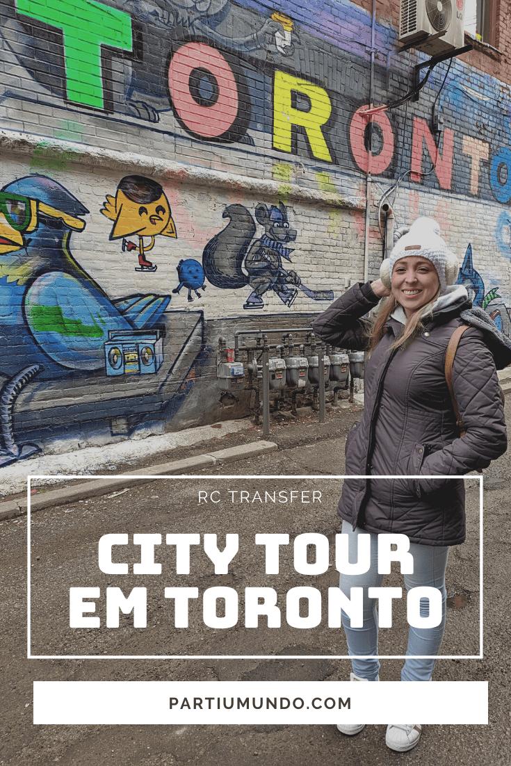 City tour em Toronto