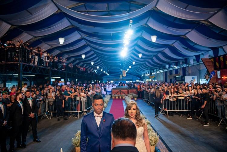 Casamento na Oktoberfest Sao Paulo